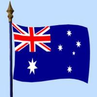 DRAPEAU Australie