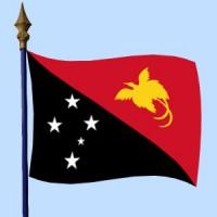 DRAPEAU Papouasie