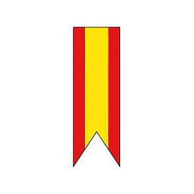ORIFLAMME Espagne sans armoirie
