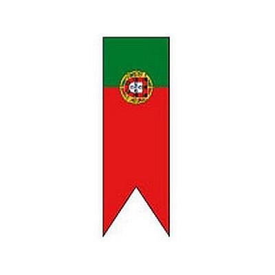 ORIFLAMME Portugal avec armoirie