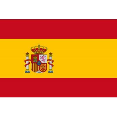 PAVILLON Espagne avec armoirie