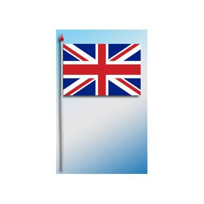 DRAPEAU PLASTIFIE 9.5X16CM Royaume-Uni