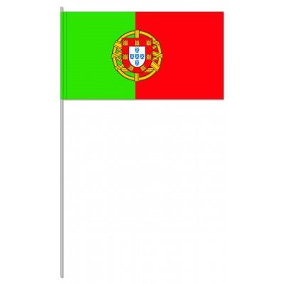 DRAPEAU PAPIER 12X24CM Portugal