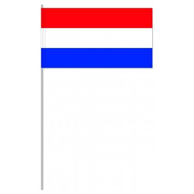 DRAPEAU PAPIER 12X24CM Pays-Bas