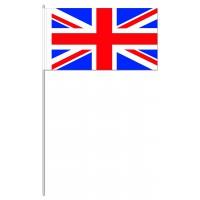 DRAPEAU PAPIER 12X24CM Royaume-Uni - lot de 50 ex