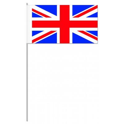 DRAPEAU PAPIER 12X24CM Grande-Bretagne