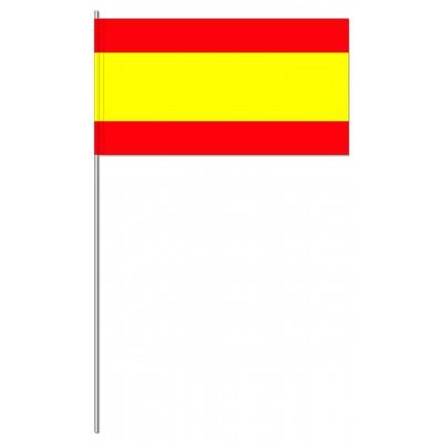 DRAPEAU PAPIER 12X24CM Espagne