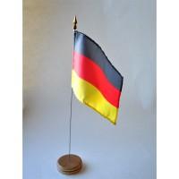 MINI DRAPEAU DE TABLE 10X14CM Allemagne