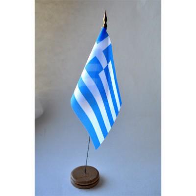 MINI DRAPEAU DE TABLE 10X14CM Grèce