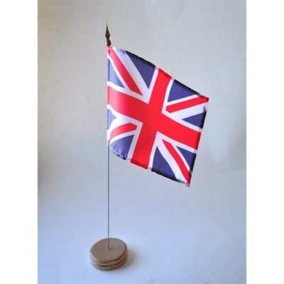 MINI DRAPEAU DE TABLE 10X14CM Royaume-Uni