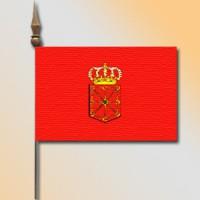 MINI DRAPEAU DE TABLE 10X14CM Navarre