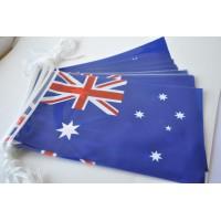 GUIRLANDE Australie 20x30cm - 10m - PVC