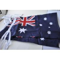 GUIRLANDE Australie 30x40cm tissu 10M