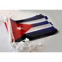 GUIRLANDE CUBA PVC 10M