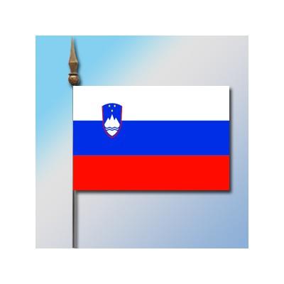 MINI DRAPEAU DE TABLE 10X14CM Slovénie