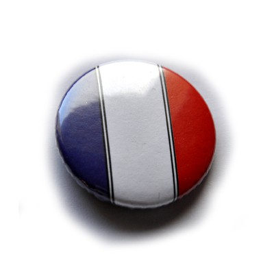 BADGE EPINGLE 38mm Russie