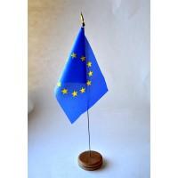 MINI DRAPEAU DE TABLE 10X14CM EUROPE