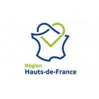 DRAPEAU HAUTS DE FRANCE finition pavillon