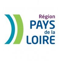DRAPEAU PAYS DE LA LOIRE finition pavillon