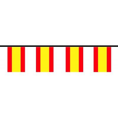 GUIRLANDE Espagne avec armoirie