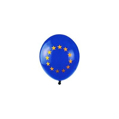 sachet de 100 ballons EUROPE à gonfler