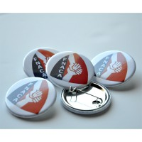 BADGE EPINGLE 38mm FNACA