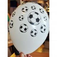 20 BALLONS DE FOOT à gonfler
