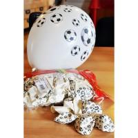 SAC DE 100 BALLONS DE FOOT à gonfler
