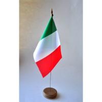 MINI DRAPEAU DE TABLE 10X14CM ITALIE