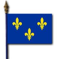 DRAPEAU Ile-de-France