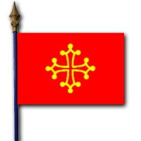 DRAPEAU Languedoc Occitan
