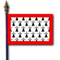 DRAPEAU Limousin