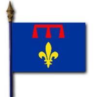 DRAPEAU Provence armes