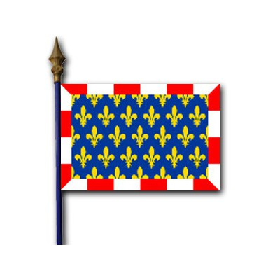 DRAPEAU Touraine