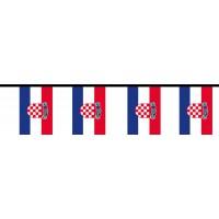 GUIRLANDE Croatie PVC 10m