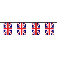 GUIRLANDE Royaume-Uni 10m PVC