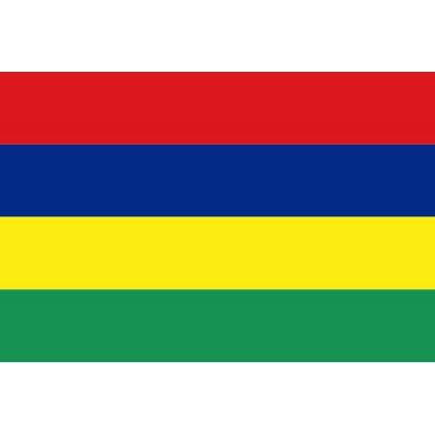 PAVILLON Maurice (îles)