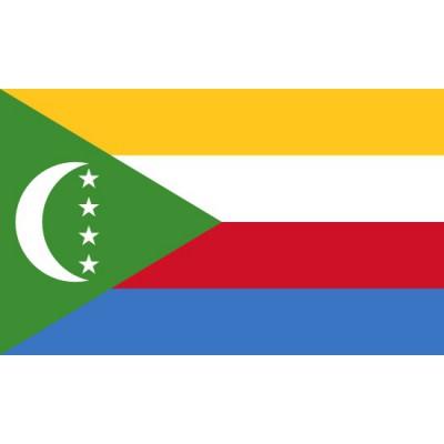PAVILLON Comores