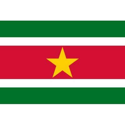 PAVILLON Suriname