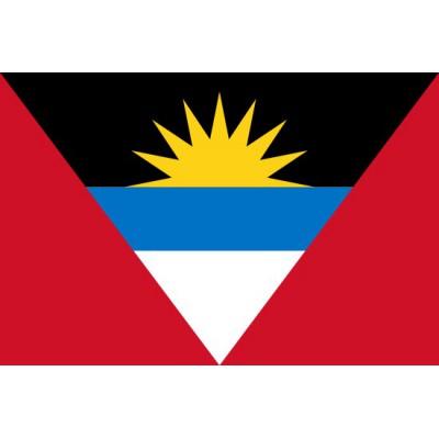 PAVILLON Antigua-et-Barbuda