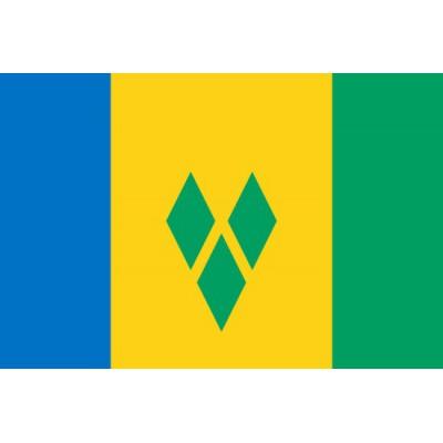 PAVILLON Saint-Vincent-et-les Grenadines