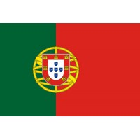 PAVILLON Portugal avec armoirie