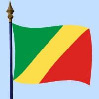 DRAPEAU Congo-Brazzaville
