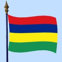 DRAPEAU Maurice (îles)