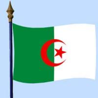 DRAPEAU Algérie