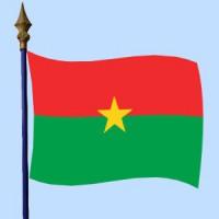 DRAPEAU Burkina Faso