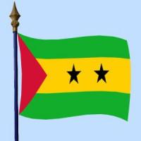 DRAPEAU São Tomé-et-Principe