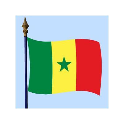 DRAPEAU Sénégal