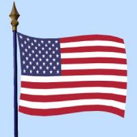 DRAPEAU USA ETATS-UNIS
