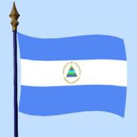 DRAPEAU Nicaragua